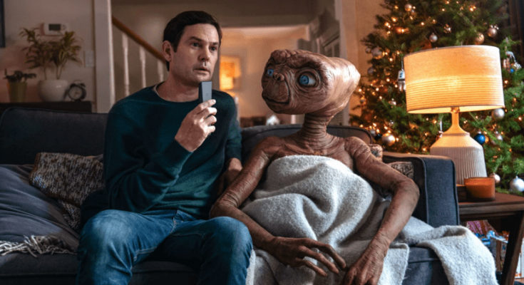 E.T. visszatért egy karácsonyi reklám erejéig - karacsony-2, ujdonsagok -