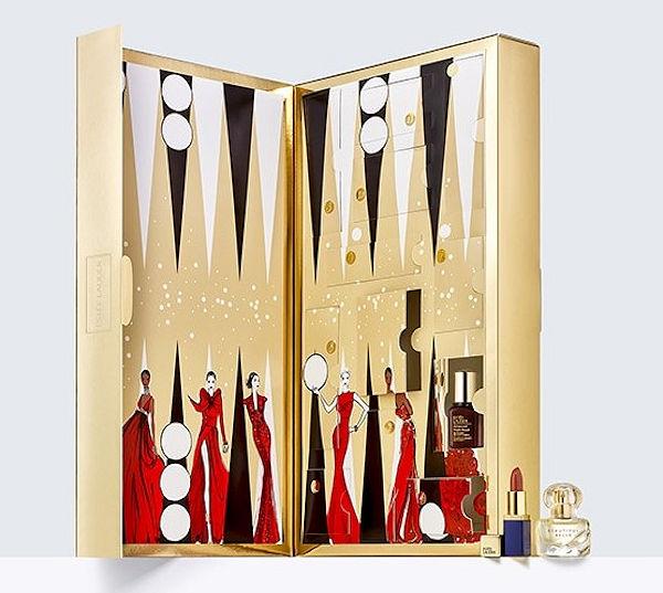 Megan Hess illusztrációi díszítik az Estée Lauder karácsonyi kollekcióját - smink-2, beauty-szepsegapolas -