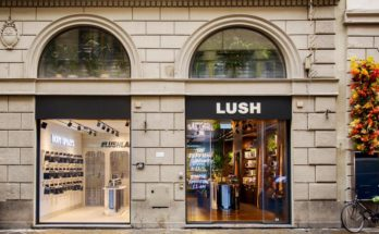 Lush has opened their first Perfume Library in the world - perfume, beauty-en -