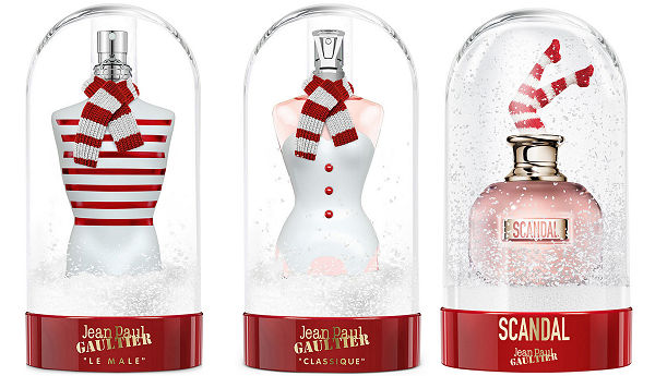 Jean Paul Gaultier Collector's Perfume collection arrived - perfume, beauty-en -