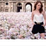 Emma Stone nagyon cuki a Louis Vuitton új parfüm reklámjában