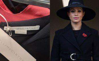 Mi robbantotta ki Meghan Markle Stella McCartney kabátjával kapcsolatos botrányt - divattervezo, ujdonsagok -