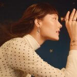 Swarovski cosmic winter collection looks to the stars