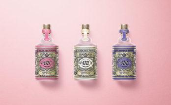 4711 Floral Collection -üvegbe zárt virágcsokor - parfum-2, beauty-szepsegapolas -