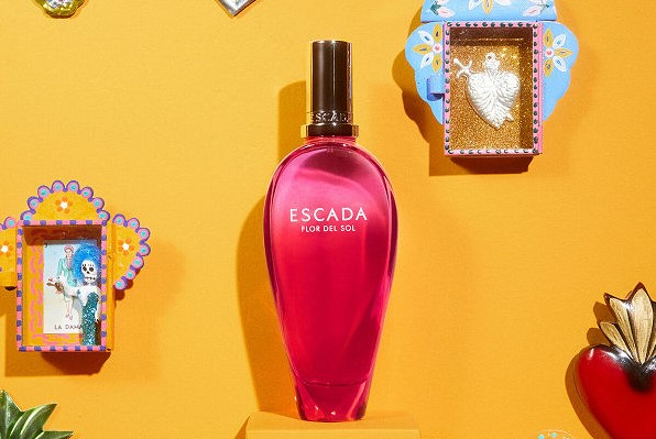 New Escada fragrance 2020 - Flor del Sol - escapes to sunny Mexico - perfume, beauty-en -