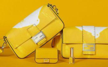Francis Kurkdjian parfümjével illatosított táskákat dobott piacra a Fendi - taska-2, kiegeszitok-2, ujdonsagok -
