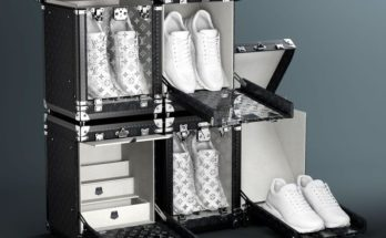 Louis Vuitton megoldja a cipőtárolási gondjaidat! - ujdonsagok, cipo-2 -