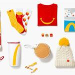 A McDonald's divatkollekcióval rukkolt elő
