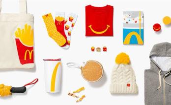 A McDonald's divatkollekcióval rukkolt elő - ujdonsagok -