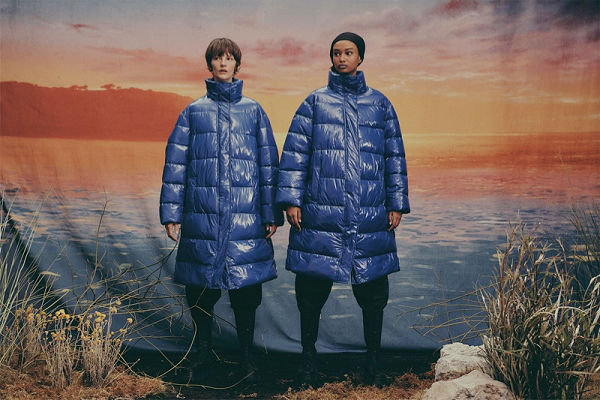 Zara Join Life puffer jacket collection is made with recycled plastic - fashion -