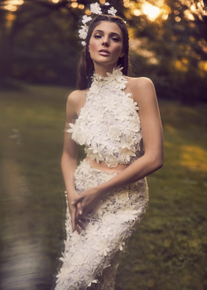 Nora Sarman 2020 - Celebration of Love bridal collection - fashion -