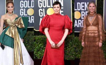 A Golden Globes legrosszabb ruhái - 2020-ban így nyúltak mellé a sztárok - uncategorized-hu -