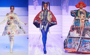 Jean Paul Gaultier utolsó haute couture bemutatója - ujdonsagok -