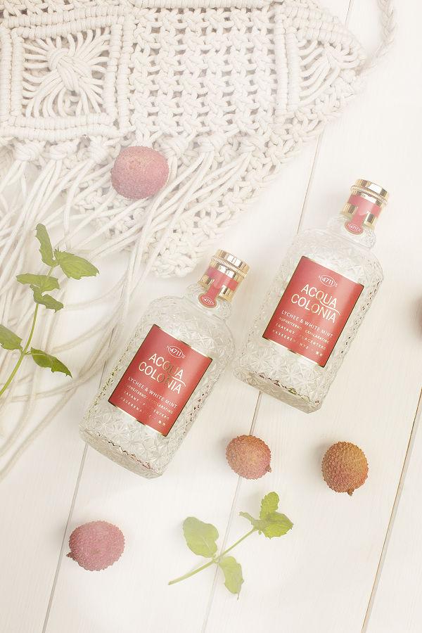 Új év, új 4711 Acqua Colonia - itt a Lychee & White Mint - parfum-2, beauty-szepsegapolas -