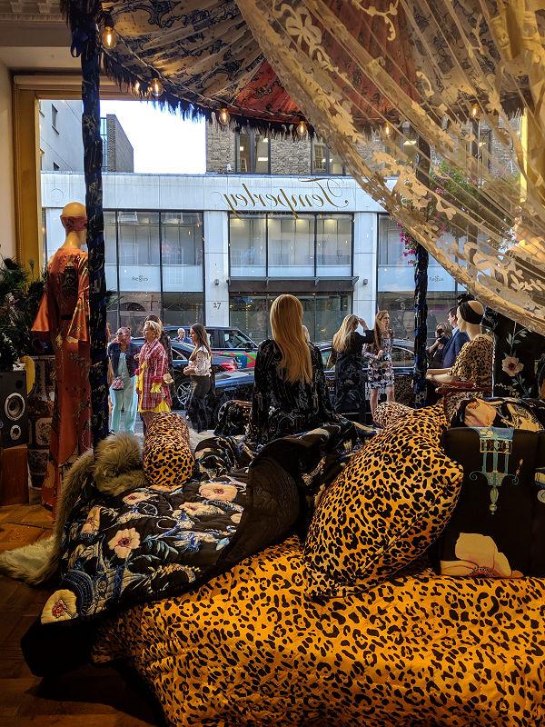 Temperley London - luxus álomkivitelben - london-fashion-week, fashion-week -