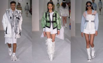 BOSIDENG - Chinese brand was showing at London Fashion Week for the very first time - uncategorized-en, fashion -