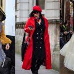 A londoni divathét legizgalmasabb street style viseletei – 2020 február