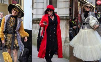A londoni divathét legizgalmasabb street style viseletei - 2020 február - uncategorized-hu -