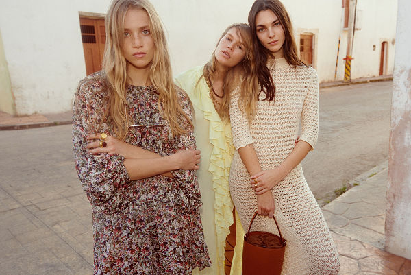 The MANGO SS20 campaign was inspired by the 70s - uncategorized-en, fashion -