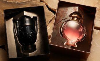 Paco Rabanne Olympea és Invictus Onyx illatpár - itt az új gyűjtői kollekció ! - parfum-2, beauty-szepsegapolas -
