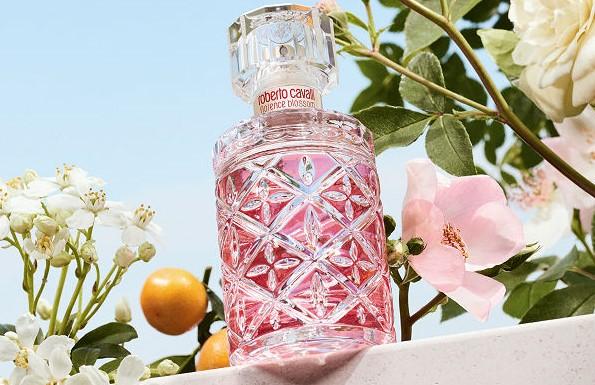 Robert Cavalli's new perfume: Florence Blossom - perfume, beauty-en -