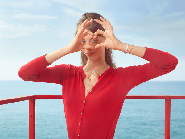 Swarovski's new SS20 Valentine's day collection inspired by sparks of love - jewellery, fashion -