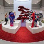 Kimono Kyoto to Catwalk címmel kiállítás nyílt a londoni V&A-ben