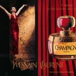 Champagne- a parfüm, ami miatt Yves Saint Laurent pereskedésbe keveredett