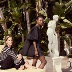 H&M's Conscious Exclusive collection SS 20 inspired by the Golden Age of train travel
