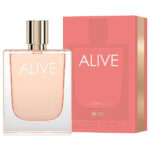 BOSS ALIVE – új női illat a parfümök palettáján