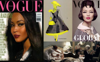 Vogue Italia's online Archive is free for three months - fashion -