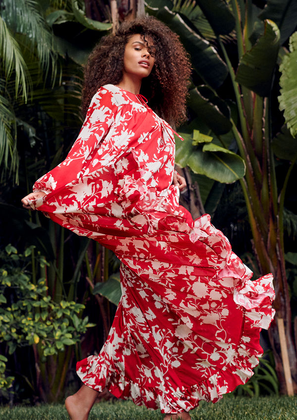 Johanna Ortiz X H&M full collection is available now - fashion -