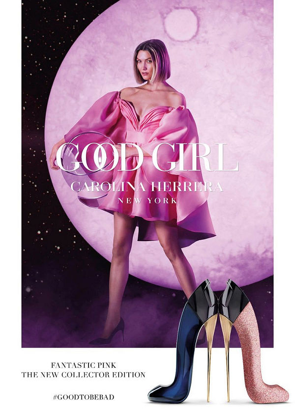 Good Girl Fantastic Pink by Carolina Herrera - redefined icon - perfume -