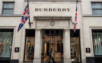 A Burberry is felajánlotta kapacitását a koronavírus elleni harcban - ujdonsagok -
