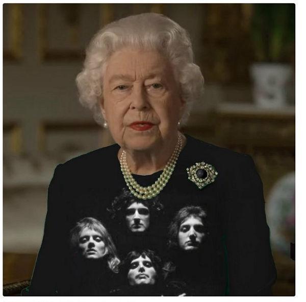 II. Erzsébet zöld ruhája beindította a kreatív mémgyárat - ujdonsagok -