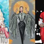 Nemzetközi divatillusztrátor kihívás a karantén idejére