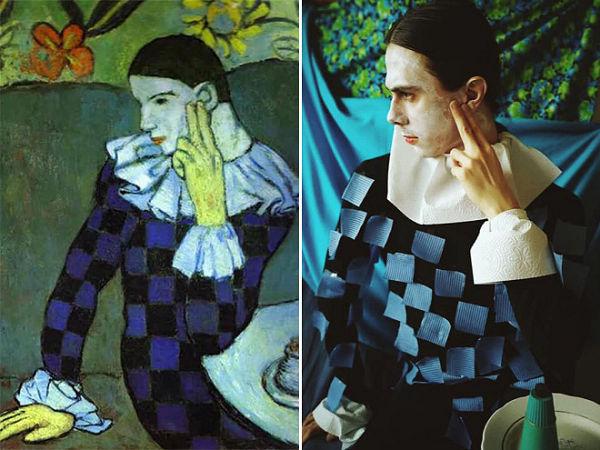 Mesterművek újraalkotására bíztatja a Getty Múzeum a karanténban unatkozókat - ujdonsagok, artdesign -