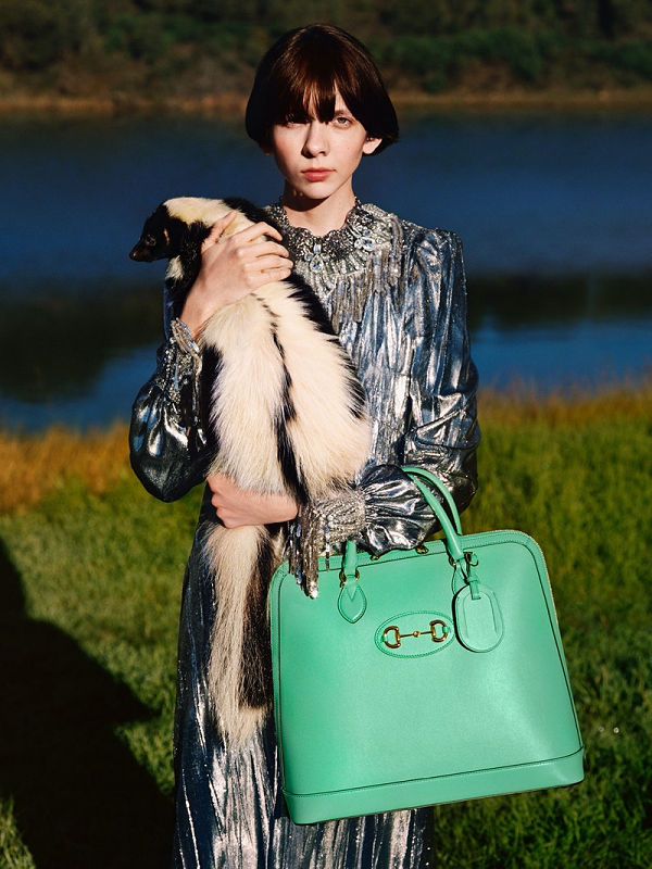 Gucci Pre-Fall 2020 Campaign - So Deer To Me - fashion -