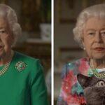 II. Erzsébet zöld ruhája beindította a kreatív mémgyárat