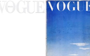 Üres címlappal jelenik meg az olasz Vogue - ujdonsagok -