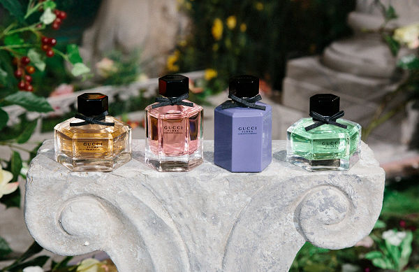 Gucci Flora Gorgeous Gardenia Limited Edition 2020 - homage to the lavender - perfume, beauty-en -
