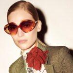 Magyar topmodell hódít Victoria Beckham Eyewear kampányában