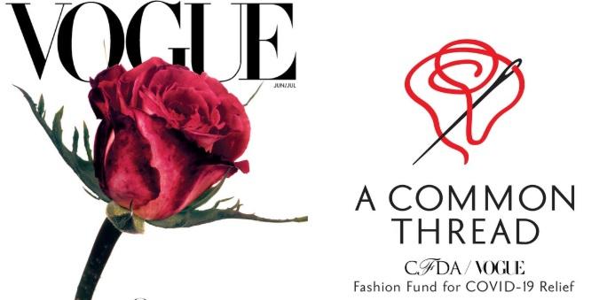 Az amerikai Vogue is különleges címlapot készített- ötven éves fotóval - ujdonsagok -