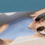 Retro stílusú fürdőruhák a Bershka 2020-as kollekcójában