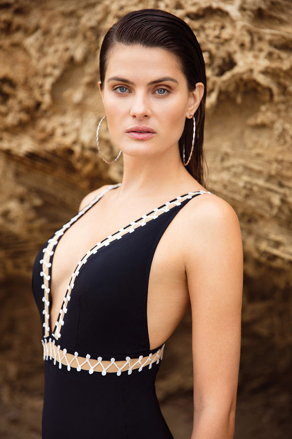 Isabeli Fontana is the face of Gottex SS 2020 swimwear campaign - fashion -
