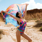 Isabeli Fontana is the face of Gottex SS 2020 swimwear campaign