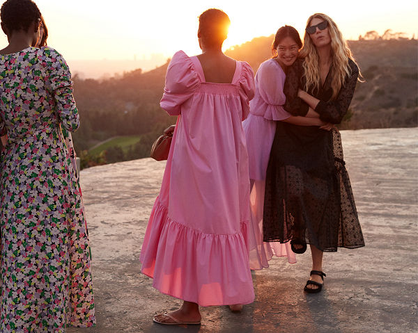 New H&M SS 2020 Conscious dress collection - fashion -