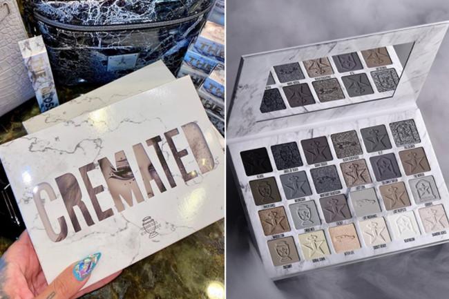 Jeffree Star hatalmas botrányba keveredett legújabb smink kollekciójával - smink-2, beauty-szepsegapolas -