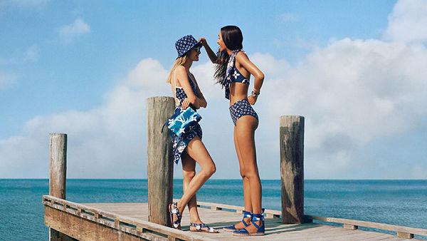 Louis Vuitton batikolt kollekcióval várja a nyarat - tavaszi-es-nyari-divat, ujdonsagok -