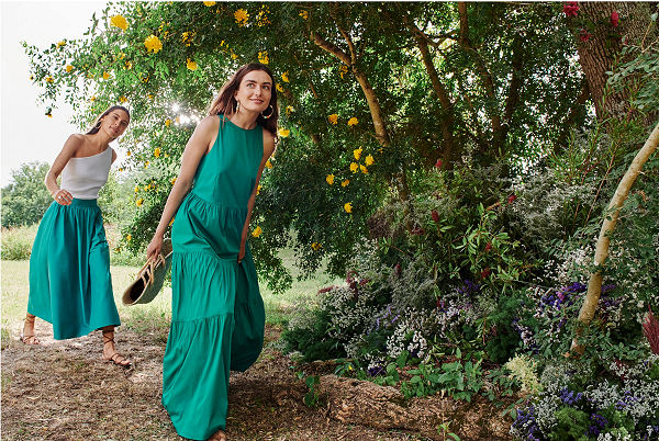 Life in Bloom- the new, 2020 spring, summer Mango campaign launches a positive message - fashion -